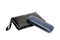 Black Leather Case For Mobile ...