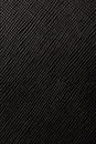 Black leather texture background embossed vertical orientation Royalty Free Stock Image