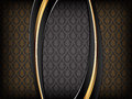 Black Luxury Background Royalty Free Stock Image