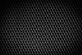 black metal background pattern texture black metal steel Royalty Free Stock Photo