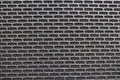 Black metal cells texture
