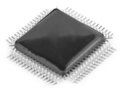 black microchip Stock Photos