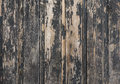Black old wood texture background Stock Photography
