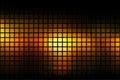 Black Orange Yellow Abstract R...