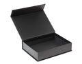 black paper box Royalty Free Stock Photo