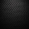 Black Patterned Background