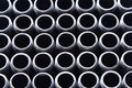 Black Pipe Fittings III Royalty Free Stock Photography