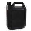Black plastic gallon Royalty Free Stock Photo