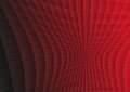 Black And Red Gradient And Curved Squares Royalty Free Stock Photo