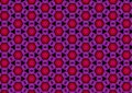 Black Red Purple Patterns Royalty Free Stock Images