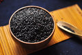 Black rice Royalty Free Stock Photo