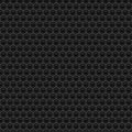 Black rubber texture Stock Image