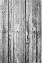 Black rustic woodden board with knots and nail holes vintage b background Royalty Free Stock Photography
