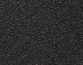 Black sandpaper texture macro Royalty Free Stock Photo