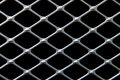 Black and silver pattern a diagonal Royalty Free Stock Photography