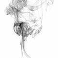 Nero fumare su bianco