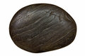 Black SPA stone Stock Image