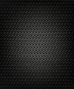 Black speaker grill, metal background Royalty Free Stock Photo