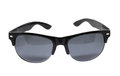 Black sun glasses isolated Royalty Free Stock Photo
