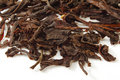 Black tea leaves Stock Images