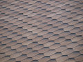 Black tiles roof Royalty Free Stock Photo