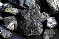 Black tourmaline an aquamarine crystal background Stock Photo