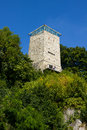 Black Tower - Brasov Stock Photos