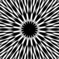 Black and White Abstract Pattern Royalty Free Stock Photography