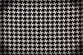 Black and white abstract pattern background or texture Stock Photos