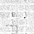 Black and white antique script handwriting background Stock Photos