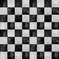 Trendy checkered pattern background Royalty Free Stock Photo