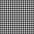 Black & White Diamond Checks Royalty Free Stock Image