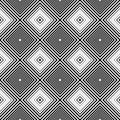 Black and white geometric texture. Seamless.