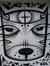 black-and-white-grafitti-of-stylized-cat