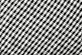 Black and white keffiyeh background Royalty Free Stock Images
