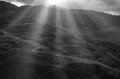 Black And White Landscape Of M...