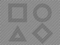 Black and white lines illusion square circle triangle it s it s easy to apply content Royalty Free Stock Image