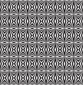 Black and white pattern Royalty Free Stock Photography