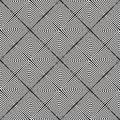 Black and white seamless background pattern Stock Photography