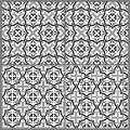 Black and white patterns 1