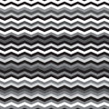Black, white and silver shade chevron line background