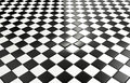 Black and white tiles background Royalty Free Stock Photo