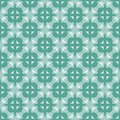 Decorative Seamless dots and line geometric pattern design