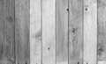 Black and white wood plank wall texture background Royalty Free Stock Photo