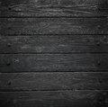 Black Wood Texture. Background...