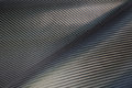 Black woven carbon fiber  texture Royalty Free Stock Photo