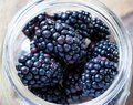 Blackberries Up Close Royalty Free Stock Photo