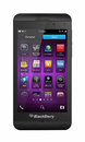 Blackberry Z10 Photo stock