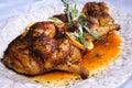 Blackened Chicken Stock Photo