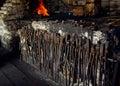 Blacksmith shop Royalty Free Stock Photo